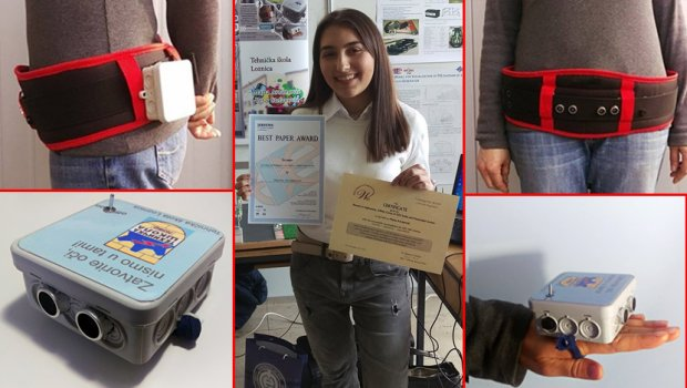Lozničanka Marta ima samo 19 godina, a već je izumela genijalno pomagalo koje joj je donelo brojne nagrade