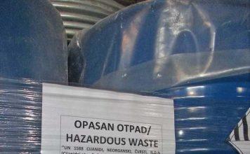 Dobre vesti: Nakon 8 godina čekanja transportuje se opasan otpad van Loznice
