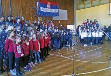 """Osnovna škola """"Kadinjača"""" obeležila svoj praznik SLEDI ZAMENA STOLARIJE"""