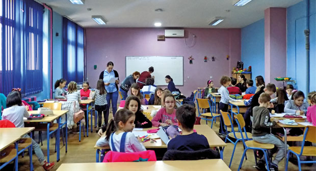 Besplatne zimske radionice za učenike od 6. do 16. godina