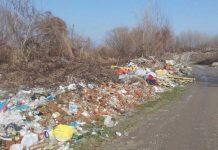 PITANJE OPŠTE KULTURE, EKOLOŠKI PROBLEM: U 56 naselja, 42 divlje deponije