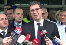 Predsednik Srbije Aleksandar Vučić najavio nova ulaganja u loznički kraj