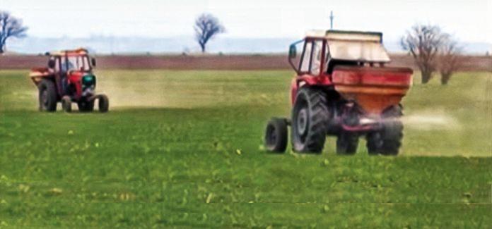 Ishrana pšenice AZOT NAJZNAČAJNIJI FAKOR PRINOSA