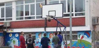 KOŠEVI ZA BOLESNU DEVOJČICU: Humanitarni turnir u basketu tri na tri