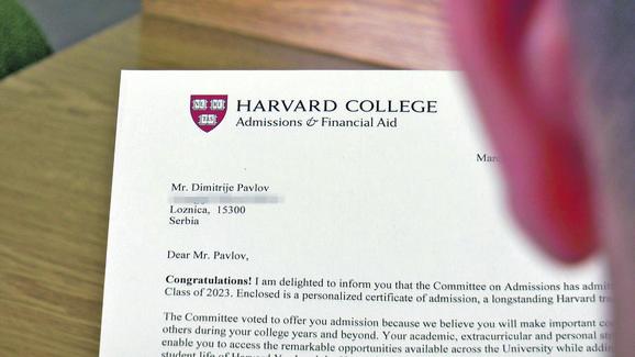 Poziv sa Harvarda stigao u Loznicu