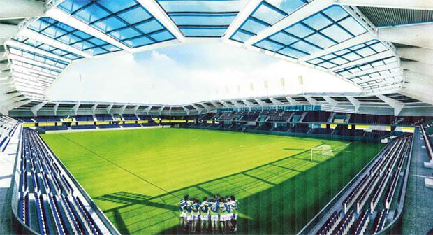 ZNAČAJNA INVESTICIJA U SPORT: Loznici stadion po UEFA 4 standardu
